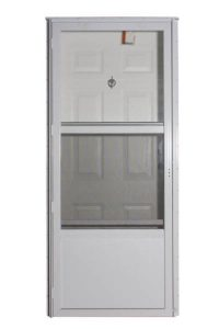 6 Panel Combo Door