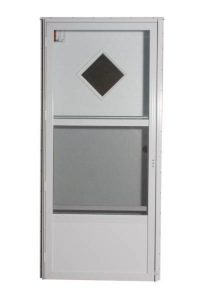 Diamond Combo Door