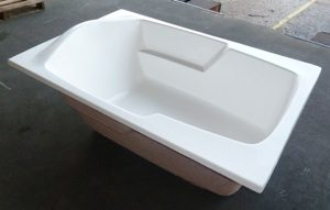"42"" X 60"" Drop In Tub"